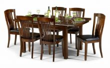 Canterbury Mahogany Extending Table & 4 Chairs